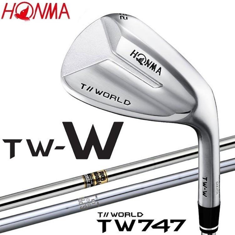 ホンマ HONMA TOUR WORLD TW-W ウェッジ Dynamic ゴールド・N.S.PRO 950GH シャフト