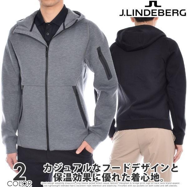 (在庫処分)ジェイリンドバーグ アスレチック フーディー テック 長袖プルオーバー 大きいサイズ 秋冬ウェアー あすつく対応