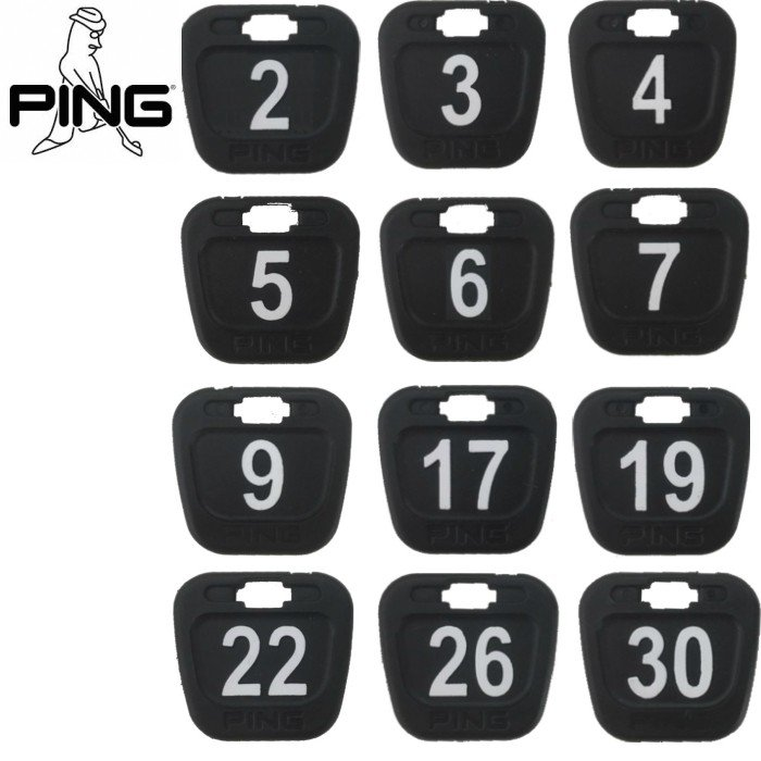 PING G410,400 Gle2シリーズヘッドカバータグ|golfshoplb