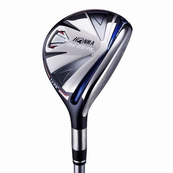 ホンマ 本間ゴルフ BEZEAL ビジール 535 ユーティリティ VIZARD for Be ZEALカーボンシャフト 日本正規品 2018年モデル