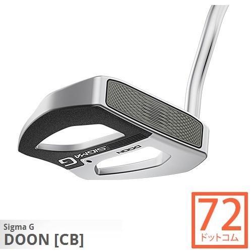 PING GOLF ピンゴルフ 日本仕様品 ping Sigma G DOON シグマG ドゥーン 中尺パター