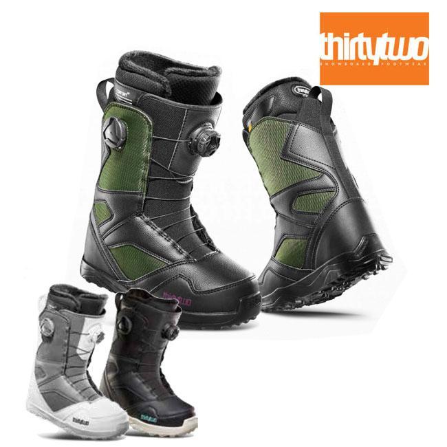 予約 サーティーツー ブーツ THIRTYTWO STW BOA W'S '19 19-20 32 BOOTS ボア スノーボード シューズ スノボ【店頭受取対応