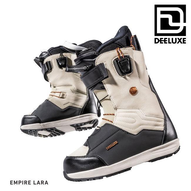 予約 ディーラックス ブーツ DEELUXE EMPIRE LARA TF 19-20 SNOWBOARD BOOTS エンパイヤ ララ サーモインナー スノーボード オールラウンド レディース 婦人向け