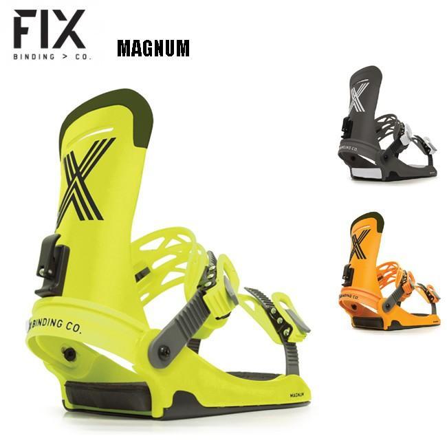 予約 フィックス ビンディング FIX BINDING MAGNUM 19-20 マグナム バインディング メンズ スノーボード スノボ FIX1番