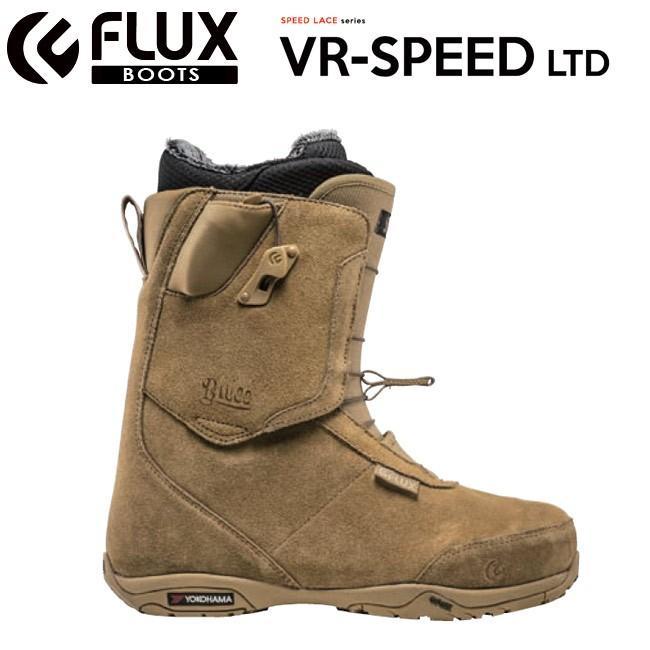 予約 フラックス ブーツ FLUX VR-SPEED LTD BOOTS 19-20 メンズ /レディース スノーボード スノボ SNOWBOARD