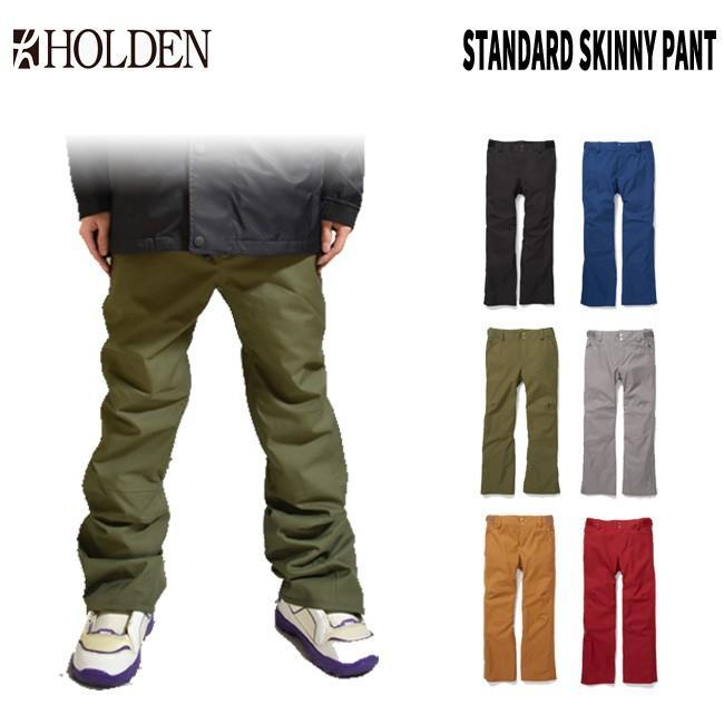 オリジナル ホールデン Pant HOLDEN M's Skinny Skinny Standard Pant 19-20 スタンダードパンツ スノボーウェア 19-20 スノーボードウェアー メンズ スノボ スノボー パンツ, 高田屋人形店:a6a1b8a5 --- airmodconsu.dominiotemporario.com