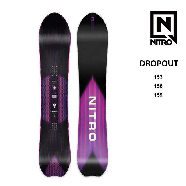100%本物保証! ナイトロ スノーボード NITRO SNOWBOARD 板 DROPOUT ドロップアウト DROPOUT CAM-OUT ローキャンバー スノボー SNOWBOARD 板 フリーラン カービング, アップグレード:1af035f5 --- airmodconsu.dominiotemporario.com