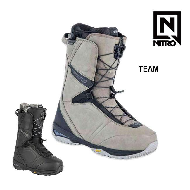 予約 ナイトロ ブーツ NITRO TEAM チーム TLS 19-20 MEN'S SNOWBOARD BOOTS スノーボードブーツ メンズ スノボ