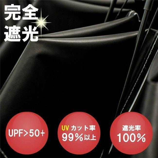 日傘 晴雨兼用 遮光 折りたたみ傘  超軽量 180g 遮熱 UVカット 100% 遮光 レディース かわいい スカラップ カット【ポイント消化】|good-eight|03