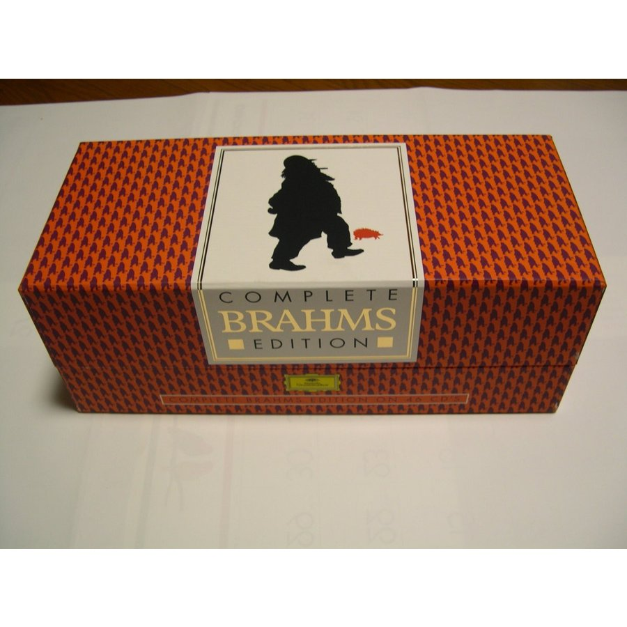 Complete  Brahms  Edition on 46 CD's  // CD