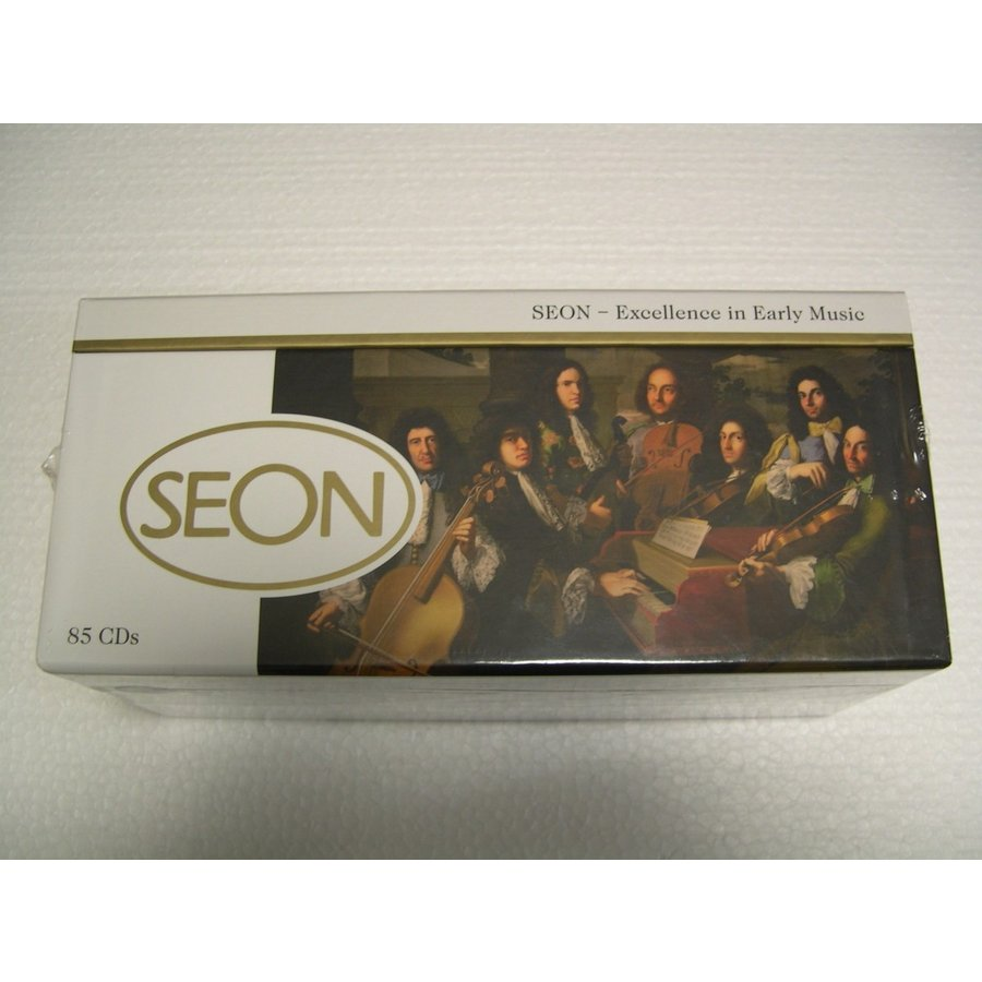 SEON - Collection / Excellence in Early Music : 85 CDs // CD