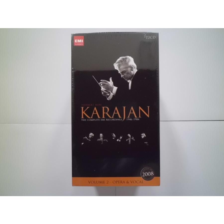 Karajan / The Complete EMI Recordings 1946-1984  Vol. 2 : 72 CDs // CD