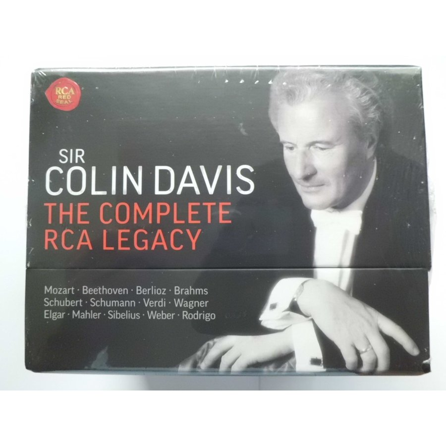 Colin Davis / The Complete RCA Legacy : 51 CDs // CD