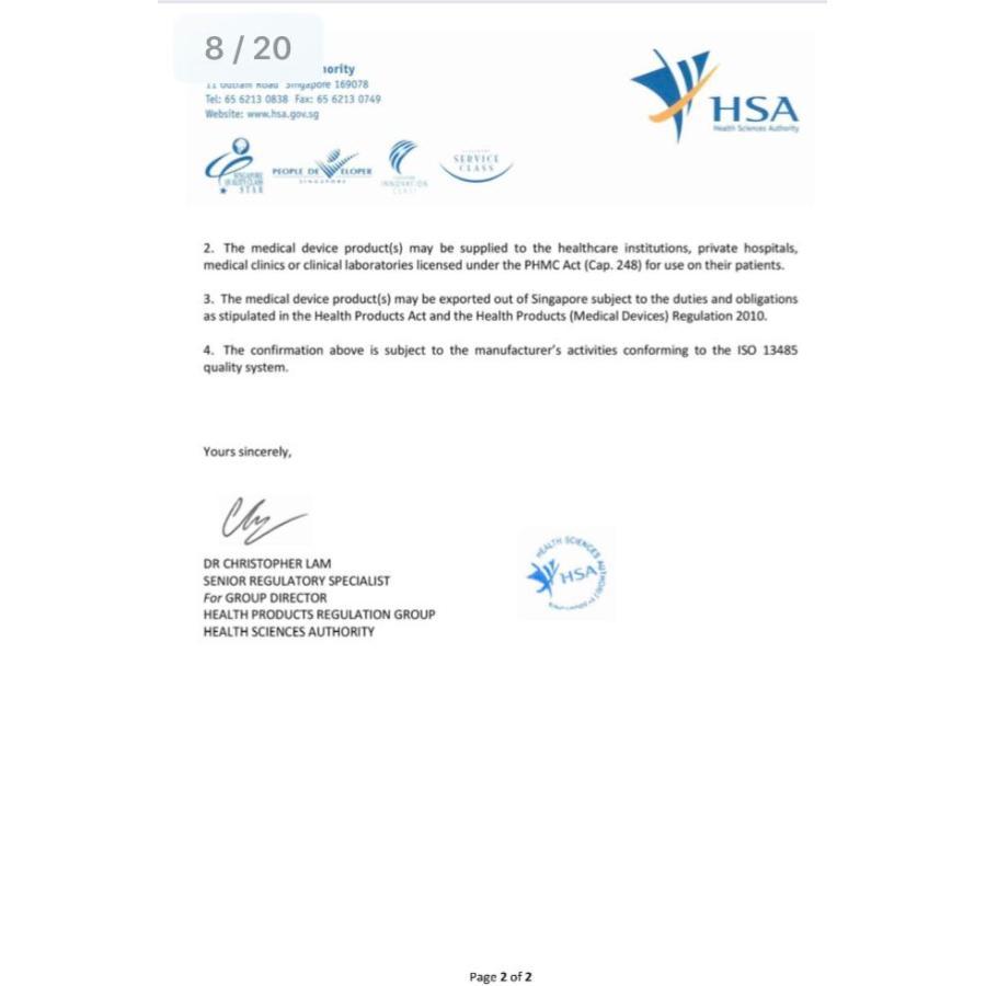 コロナ検査キット 【当日発送 20人分】コロナ抗体検査キット コロナ対策グッズ(EC認証、95%以上高精度)  検査キット|good-shop-j|11