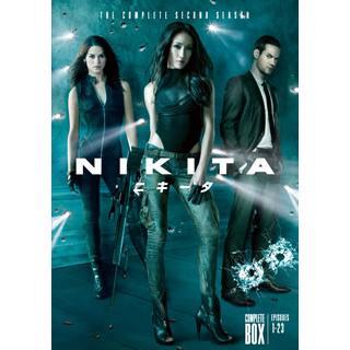 NIKITA ニキータ セカンド・シーズン コンプリート・ボックス (DVD)[11枚組]【2012/9/5|good-v