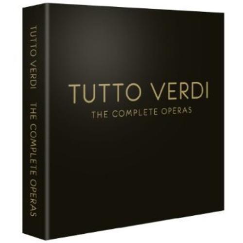 TUTTO VERDI: COMPLETE OPERAS / TUTTO VERDI: COMPLETE OPERAS (30PC) (輸入盤DVD)