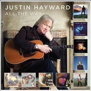 Justin Hayward All The 新商品!新型 Way 輸入盤CD 高価値 14発売 ヘイワード ジャスティン 2016 10