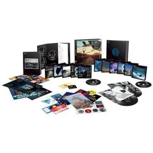 Pink Floyd / Later Years (1987-2019) (w/Book) (w/DVD) (Box) (2019/11/29発売)(ピンク·フロイド) (輸入盤CD)