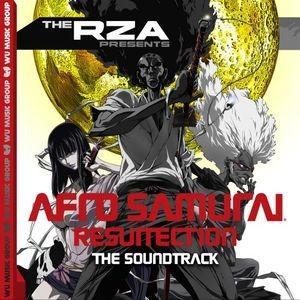 Soundtrack RZA Presents: Afro 在庫一掃売り切りセール Samurai The Deluxe Resurrection Edition 輸入盤CD サウンドトラック 賜物