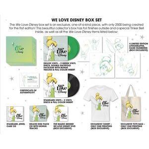 VA / We Love Disney (輸入盤CD)