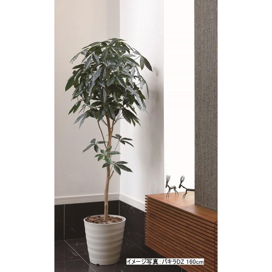 造花 観葉植物 「パキラ-DZ 180cm」 光触媒 空気清浄 インテリア グリーン 30 goodfellow 04