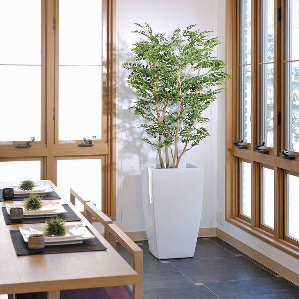 観葉植物 造花 光触媒 人工植物 グリーン /EX.アート・ゴールデンツリー180cm 114A85007|goodfellow|05
