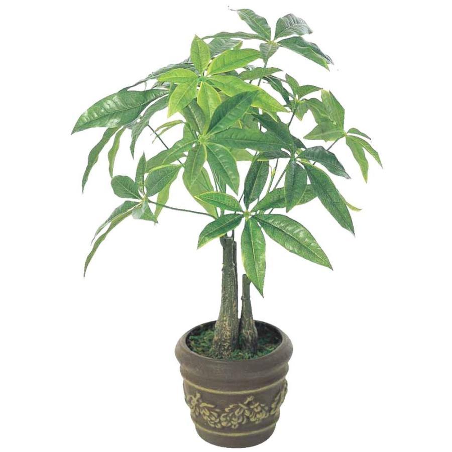 光触媒 観葉植物 造花 人工植物 グリーン・ポット /パキラポットM 252A3536 goodfellow