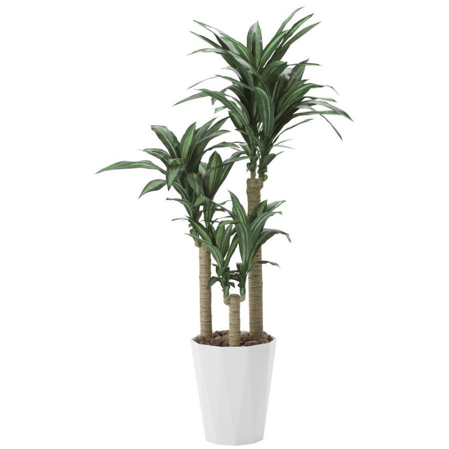 幸福の木 160cm /造花の観葉植物 光触媒(空気浄化) インテリア・グリーン鉢植え /400A300-2917 goodfellow 03