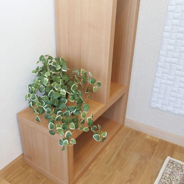 造花 観葉植物 「プミラ」 光触媒 空気清浄 インテリアグリーン 63|goodfellow|03