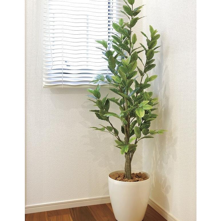 造花 観葉植物 レモン160cm 光触媒 空気清浄 インテリア グリーン 鉢植え goodfellow
