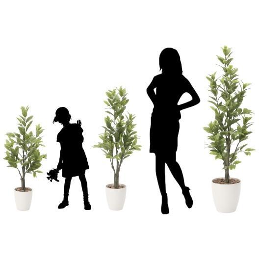 造花 観葉植物 レモン160cm 光触媒 空気清浄 インテリア グリーン 鉢植え goodfellow 04
