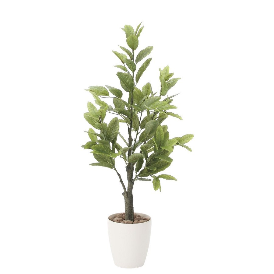造花 観葉植物 レモン100cm 光触媒 空気清浄 インテリア グリーン 鉢植え goodfellow