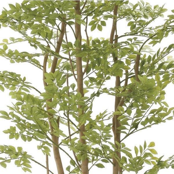 造花 観葉植物 「アーバン・ゴールデンリーフ」 180cm 光触媒(空気浄化) インテリア・グリーン FRP製高級鉢仕様|goodfellow|02
