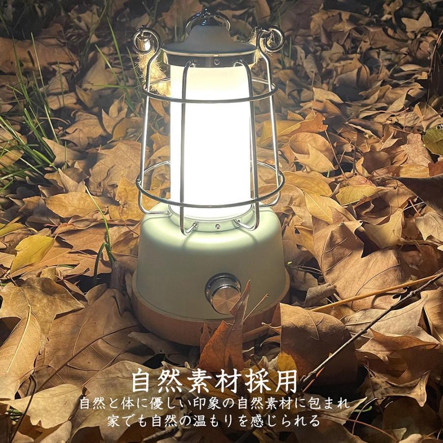 ランタン LEDランタン ライト 調光 ブルライト無段階調節 停電 キャンプ アウトドア 吊り下げ可能 災害対策 明るさ DS-8E goodgoods-2 10