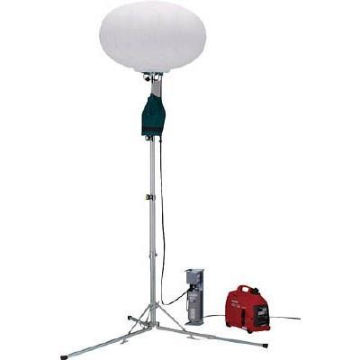 [代引不可] HONDA バルーン投光機 メタルハライド400W三脚式 (60Hz) 【11720】