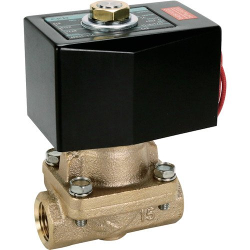 CKD パイロットキック式2ポート電磁弁(マルチレックスバルブ)231[[MM2]]/有効断面積 [APK1125AC4AAC100V]