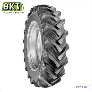 [代引不可] BKT トラクター用タイヤ AS-2001 バイアス/TT 184-26