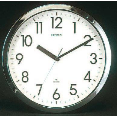 ESCOφ320mm 掛 時 計[EA798CB-7]