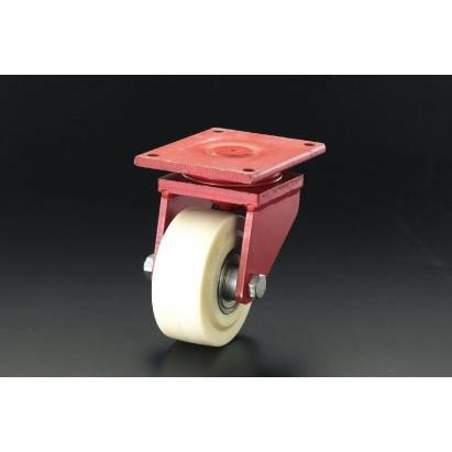ESCO200mm キャスター(自在金具・ナイロン車輪)[EA986KY-200]