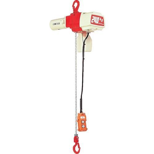 キトー セレクト 電気チェーンブロック 2速 60kg(ST)x3m [ED06ST]
