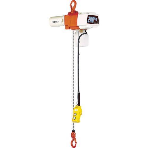 キトー セレクト電気チェーンブロック2速 単相200V160kg(ST)x3m [EDX16ST]