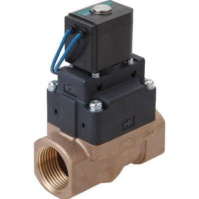 [代引不可] CKD 水用小形パイロット式電磁弁 【FWD1115A02CBAC100V】