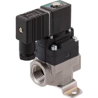 [代引不可] CKD 水用小形パイロット式電磁弁 【FWD1115A02GSAC100V】