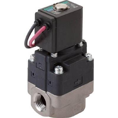 [代引不可] CKD 水用小形パイロット式電磁弁 【FWD118AD2HSAC100V】