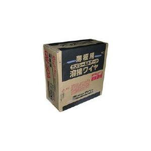 [代引不可] ダイヘン 軟鋼・高張力鋼溶接ワイヤ0.8φ 10KG 【GW50A08】 (10巻入り)