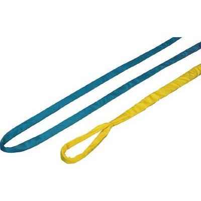 [代引不可] 田村 ラウンドスリング SSタイプ HE−W032×10.m 黄色 【HEW0321000】