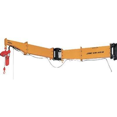 [代引不可] スーパー 柱取付式ジブクレーン(溶接型)容量:250kg 【JBC2530H】