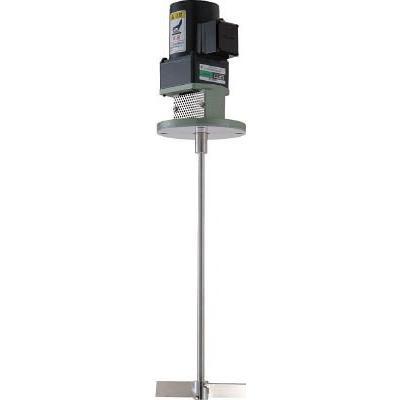 [代引不可] エレポン化工機 小型薬液タンク用攪拌機 【KVO6008HRL2TO】
