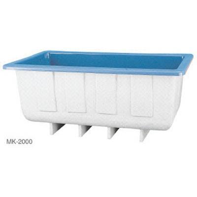 [代引不可] カイスイマレン 角型FRP水槽 MK−1500 【MK1500】