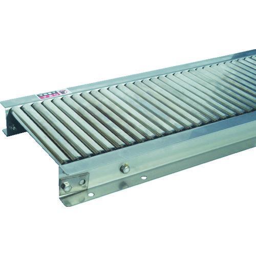 セントラル ステンレスローラコンベヤMRU1906型100W×20P×2000L <MRU1906100220>